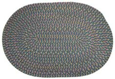 Blossom Braided Rugs - Blue 7x9 Oval Braided Rug by Rhody Rugs. $246.99. 7x9 Oval Braided Rug. Available in matching Chair Pads and Stair Treads!. Guaranteed to lie flat!. 100% Nylon Synthetic Blend. Quality Crafted in New England. Blossom Braided Rug Collection Braided Rugs will make any room in your home more inviting the moment they touch the floor - Blossom braided rugs are crafted from a durable nylon fiber so they will last, and will maintain their beauty for many years - ...