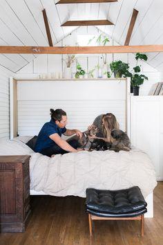 Wonen in een garage van 18 vierkante meter - Roomed
