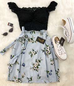Cute Skirts, Cute Dresses, Casual Dresses, Casual Outfits, Modest Fashion, Skirt Fashion, Fashion Outfits, Womens Fashion, Mode Hijab