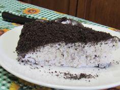 A Cozinha da Xénia: Cheese cake de bolacha oreo