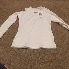 Kids Long Sleeve Shirt Brand new!!! Willing to drop price Under Armour Tops Tees - Long Sleeve
