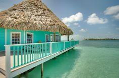 Coco Plum Island Resort in Coco Plum Cay, Belize, the #7 romance hotel in the world