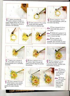Pintura em sabonete - Regina Helena Ippolito - Álbuns da web do Picasa