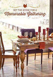 Thanksgiving 2015 Catalog | World Market