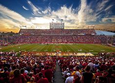 There is no better day than game day.