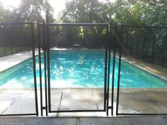 Baby Guard Pool Fence Of Fresno California Swimming Safety Fencing For Children