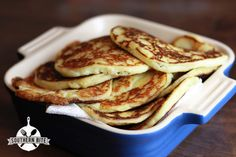I'm falling in love with this blog. It's not all plant based but substitutions are becoming so much easier for me to figure out! This one is potato pancakes- looks SO much more appetizing than the frozen market day variety!