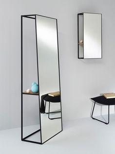 Coup de cœur : Des miroirs châssis en volume par MaDe Design