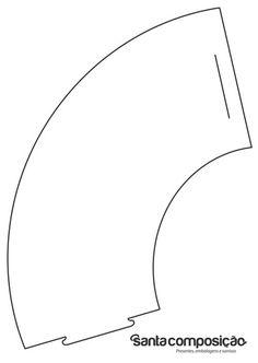 Santa Composição, Molde para mini cúpula