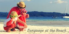 Going to the beach or lake can be a daily or weekly occurrence over the summer for many families. Why not make beach time a rich language experience for your child with special needs? Here are five ways to encourage language at the beach or lakefront this summer.  Although aimed at special education, the ideas would work for ELLs, too.