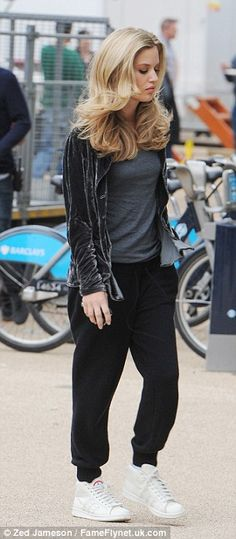 Georgia May Jagger Off Duty Street Style Inspiration