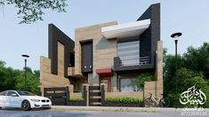 Le Riad, Multi Story Building, Asia, Loft, Houses, House Design, 3d, Mansions, House Styles
