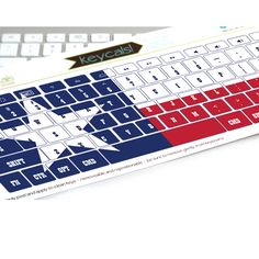 TexasFeaturedImage -Keyboard stickers from Kidecals!! Yes Please!