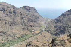 Paraíso de Europa: Valle Gran Rey La Gomera