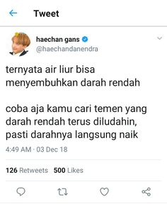 Quotes Lucu, Jokes Quotes, Book Quotes, Funny Quotes, Today Quotes, Reminder Quotes, Funny Kpop Memes, Cute Memes, Nct