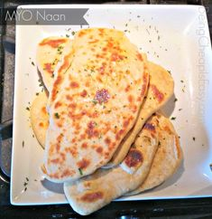 Being Cheap is Easy: Make Your Own: Naan bread