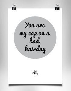 Bad Hairday – Kasia Lilja