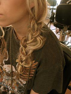Super cute braid