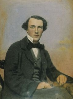 Tom Wills, survived the Cullin-la-ringo massacre of 17 Oct. 1861 by chance, went on to co-found the Melbourne Cricket Club and Australian Rules Football. First Color Photograph, Rugby School, Australian Football League, Most Popular Sports, Rugby Players, Football Match, Fantasy Football, New South, Toms