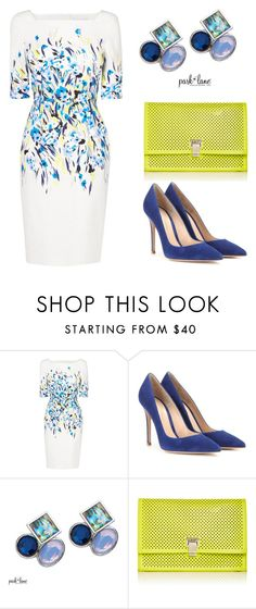 """""""Easter Fashion"""" by parklanejewelry on Polyvore featuring L.K.Bennett, Gianvito Rossi and Proenza Schouler"""