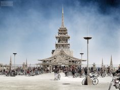 Burning man - Barbarazzi.nl