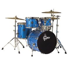 gretsch blackhawk drum kit
