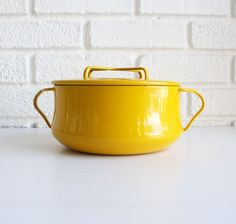 Got this. Need more. Vintage Dansk Kobenstyle Pot - Food photography, food styling and props galore!
