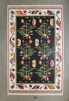 Albumul ornamentelor de covoare MD-page-005