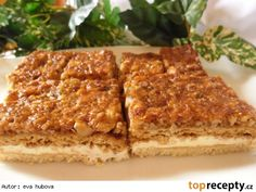 nebe v hubě Czech Recipes, Russian Recipes, Ethnic Recipes, Eastern European Recipes, Sweet Cooking, Sweet And Salty, Banana Bread, Deserts, Dessert Recipes