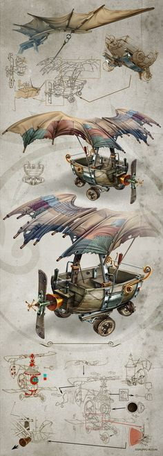 Steampunk Art