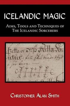 Icelandic Magic - Aims, tools and techniques of the Icela... https://www.amazon.com/dp/1905297939/ref=cm_sw_r_pi_dp_U_x_FwoiBbH5M651D