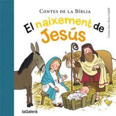 DESEMBRE-2015. ESPECIAL NADAL. Cristina Sans. El naixement de Jesús. Llibre recomanat.
