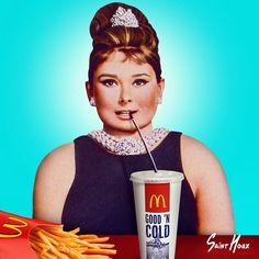 Breakfast at McDonald's by Saint Hoax (2015)
