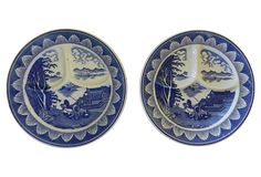 Landscape Grill Plates, Pair on OneKingsLane.com  LOVE..LOVE