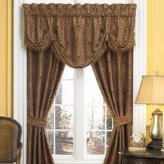 Opulent and luxurious in every detail, the Premier Window Collectio...