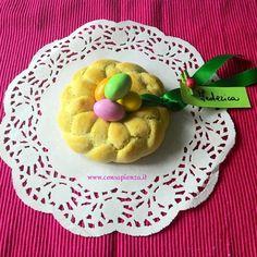 Ciambelle di Pasqua-easter bread
