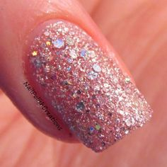 Nail Polish Creations: Zoya Magical Pixie Dust Collection, Review, Lux Macro