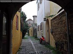 Rodes, Grécia Rodes, Ferry, Kusadasi, Entrance Gates, Greek Isles, Medieval Town, Travel, Europe