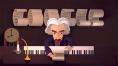 Celebración del 245.º aniversario del nacimiento de Ludwig van Beethoven 17 dic. 2015