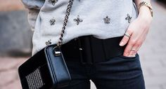 C'mon, we know that you're in need of an embellished sweater!