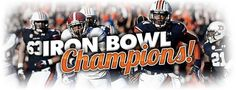 2013 Iron Bowl Champions