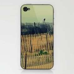 Carova Dunes iPhone & iPod Skin by RDelean | Society6