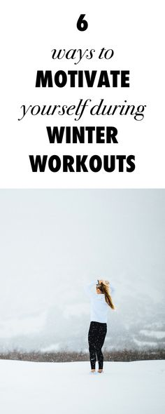 6 Ways to Approach Winter Workouts To Get You Through The Season