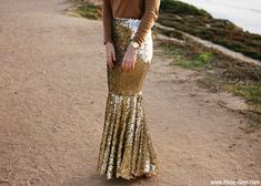 diy long sequin skirt tutorial - these days oh my Jesus!!!!!!!!!! I'm gettin this. Not kidding!!