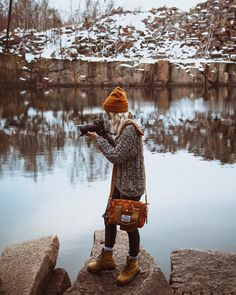 travel | hiking | photography | pictures | mountains | hipster | beanies | cold | winter | capture