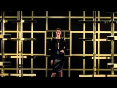 "Wilhelmina Models: Manon Leloup walks through a land of mirrors as she touts Louis Vuitton's latest watch and jewelry collection, ""Emprise."" - See more at: wilhelminanews.com"