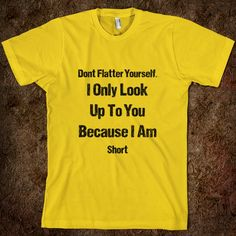 AHHHH HAA HA HA!!!! It's funny because it's true.