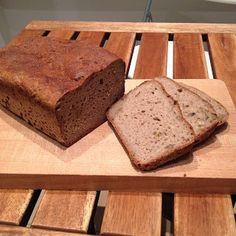 Kochen mit Liebe, aber ohne Gluten!: schnelles #glutenfreies #Walnussbrot #WBD2013