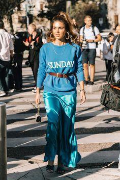 Street style SS18-Milan Fashion Week day 1