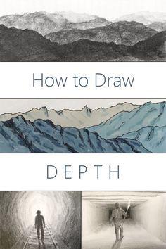 15 Methods to Draw Depth